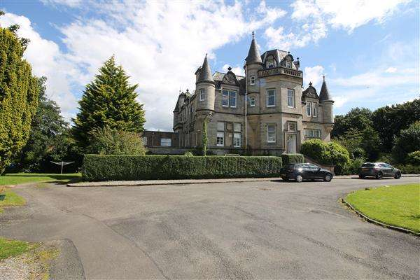 2 Bedrooms Property for sale in Brentham Park House, Brentham Crescent, Stirling