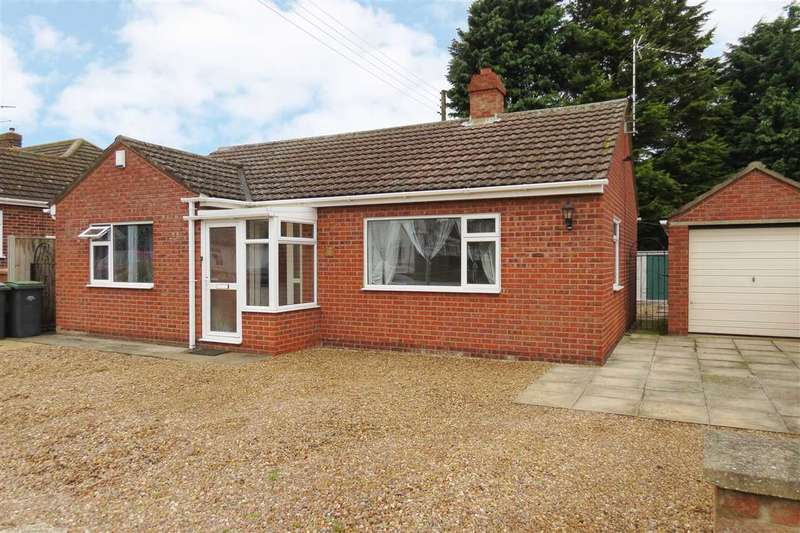 2 Bedrooms Detached Bungalow for sale in The Link, Leasingham