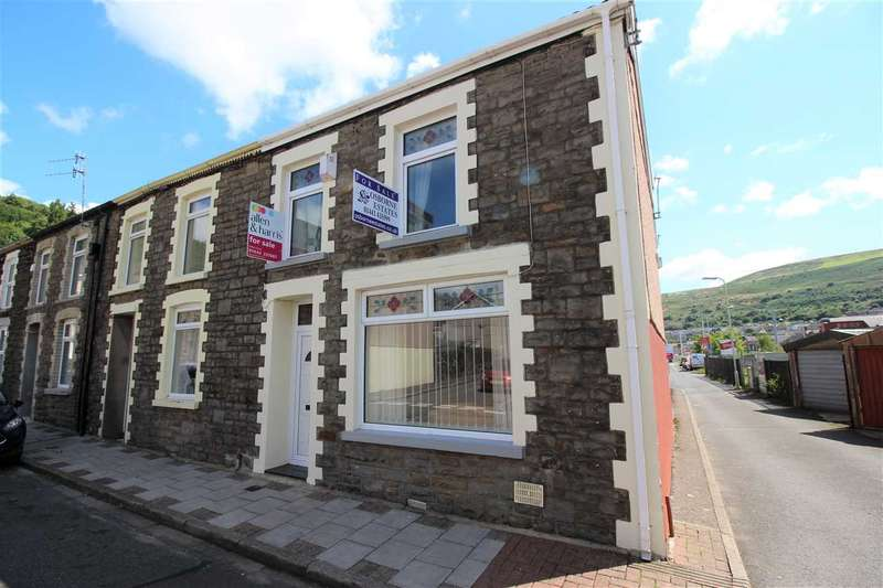 3 Bedrooms Terraced House for sale in Cross Street, Porth