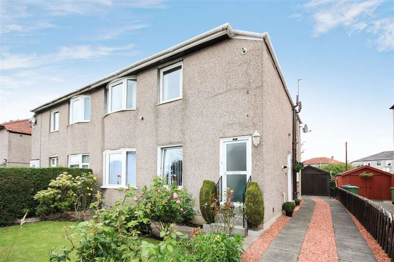 2 Bedrooms Flat for sale in Castlemilk Road, Glasgow