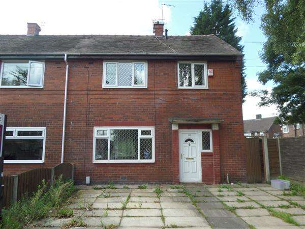 3 Bedrooms Semi Detached House for sale in Sycamore Avenue, Oldham