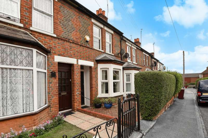 2 Bedrooms Terraced House for sale in Westbourne Terrace, Reading, RG30