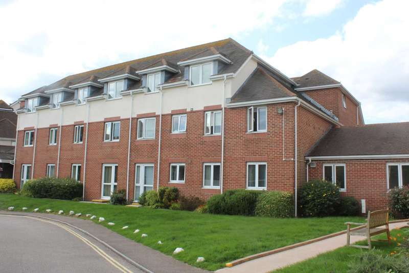 2 Bedrooms Retirement Property for sale in Orcombe Court, Exmouth