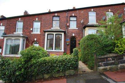 4 Bedrooms Terraced House for sale in Edgeware Road, Blackburn, Lancashire, BB2