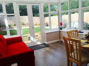 2 Bedrooms End Of Terrace House for sale in Willingdon, Ashford, Kent