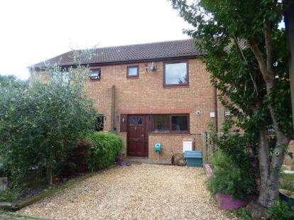 2 Bedrooms Terraced House for sale in Trumpton Lane, Wavendon Gate, Milton Keynes, Buckinghamshire
