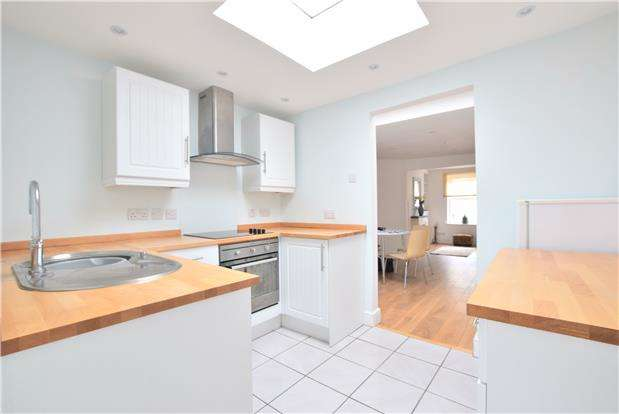2 Bedrooms Terraced House for sale in Upper Park Street, CHELTENHAM, Gloucestershire, GL52 6SB