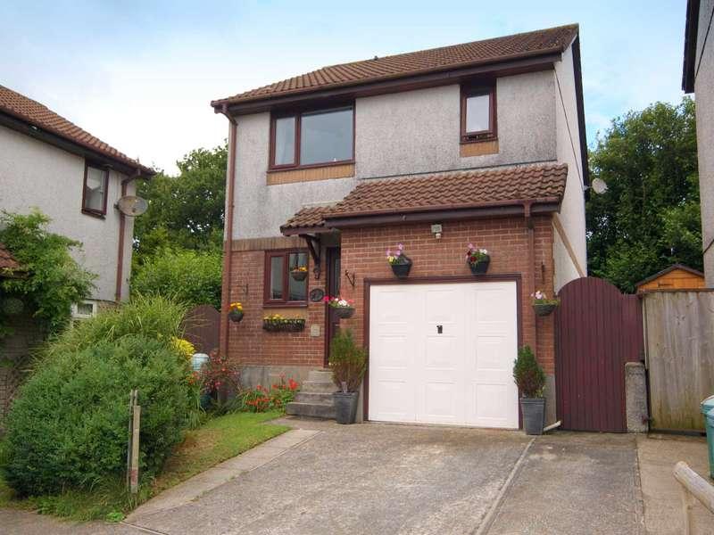 3 Bedrooms Detached House for sale in Callington, PL17 7QN