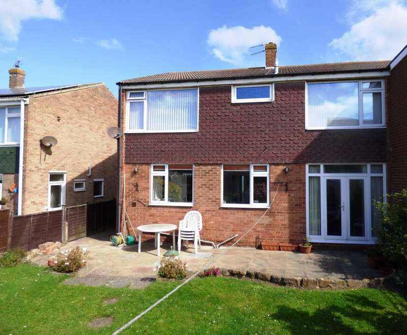 4 Bedrooms Semi Detached House for sale in Windy Hill Lane, Marske