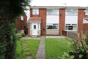 3 Bedrooms Semi Detached House for sale in Turf Lane, Royton, Oldham, OL2 6JB
