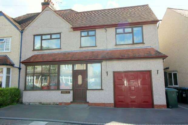 4 Bedrooms Semi Detached House for sale in Stoneleigh Avenue, Earlsdon, Coventry