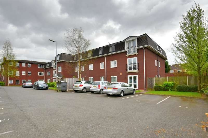 2 Bedrooms Flat for sale in Dialstone Lane, Offerton, Stockport, SK2 6GB
