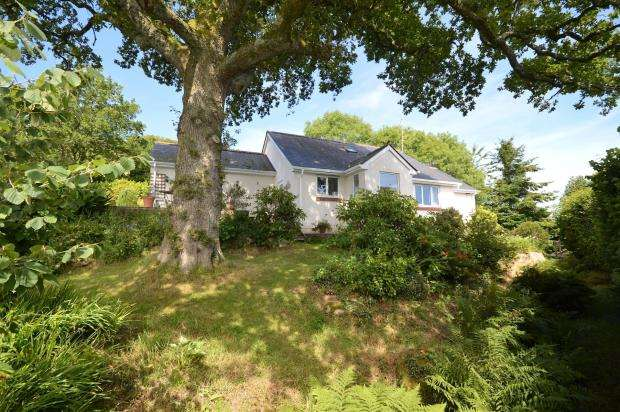 3 Bedrooms Detached Bungalow for sale in Manaton, Newton Abbot, Devon