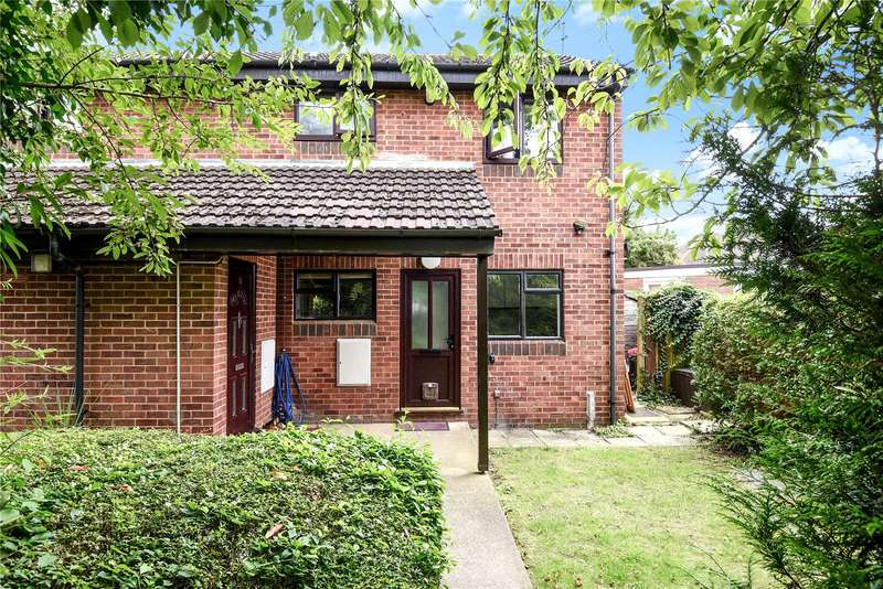 1 Bedroom Apartment Flat for sale in Perry Close, Hillingdon, Middlesex, UB8