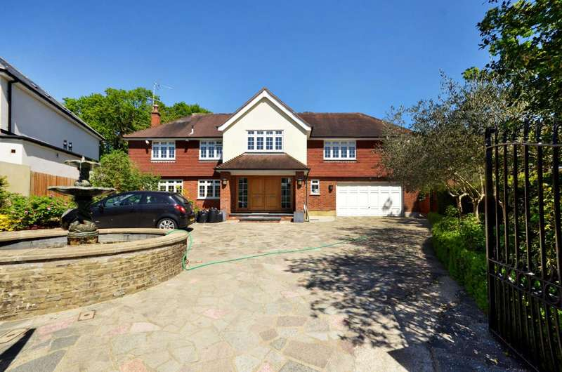 6 Bedrooms Detached House for sale in Coombe Park, Coombe, KT2