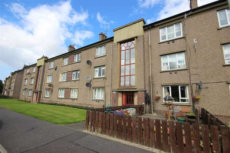 2 Bedrooms Flat for sale in Portal Road, Grangemouth
