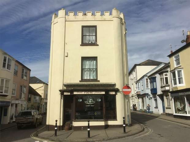 3 Bedrooms Commercial Property for sale in SOUTH MOLTON, Devon