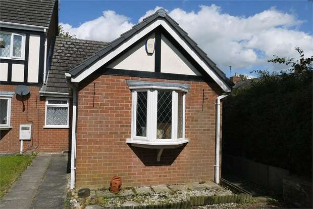 2 Bedrooms Semi Detached Bungalow for sale in Wells Close, Husbands Bosworth, LUTTERWORTH, Leicestershire