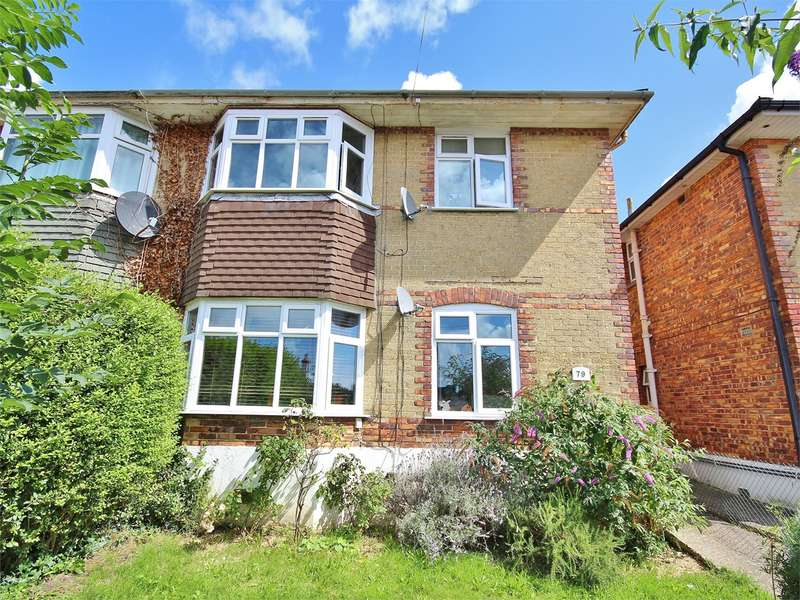 2 Bedrooms Flat for sale in Branksome Court, 79 Sunnyside Road, POOLE, BH12