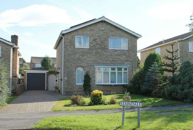 4 Bedrooms Detached House for sale in Staindale, Pine Hills, Guisborough