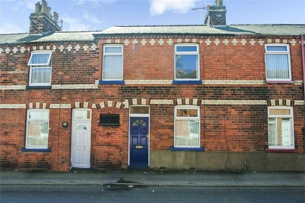 3 Bedrooms Terraced House for sale in Ewart Street, Scarborough, North Yorkshire