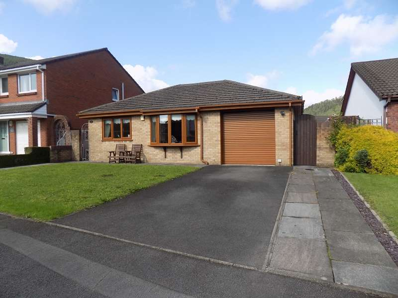 2 Bedrooms Detached Bungalow for sale in All Saints Place, Cwmavon, Port Talbot, Neath Port Talbot. SA12 9EQ
