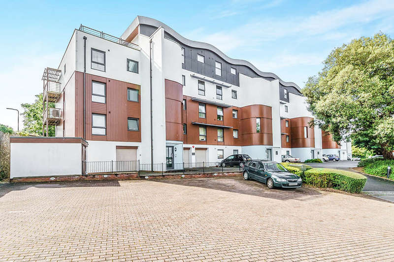 2 Bedrooms Flat for sale in Explorer Court, Plymouth, PL2