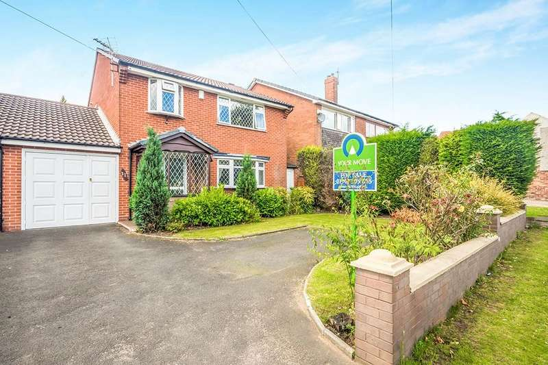 3 Bedrooms Detached House for sale in High Street, Bloxwich, Walsall, WS3