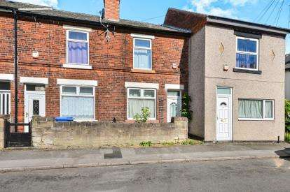 3 Bedrooms Terraced House for sale in George Street, Mansfield, Nottingham, Notts