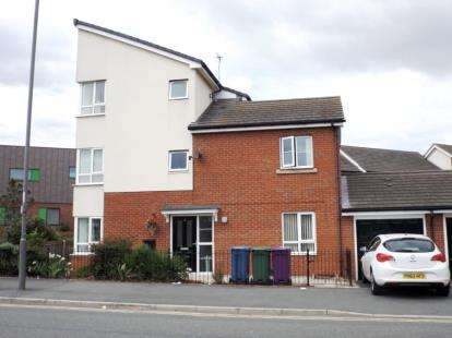3 Bedrooms End Of Terrace House for sale in Robson Street, Liverpool, Merseyside, L5