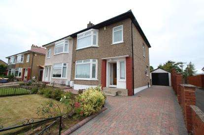 3 Bedrooms Semi Detached House for sale in Mansefield Road, Clarkston