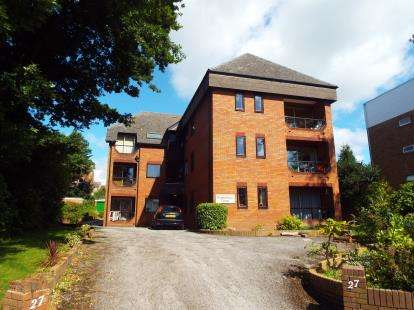 2 Bedrooms Flat for sale in 27 Westwood Road, Southampton, Hampshire