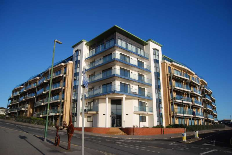 2 Bedrooms Apartment Flat for sale in BH5 THE POINT, Boscombe Spa Village