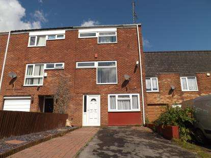 3 Bedrooms Terraced House for sale in Six Acres, Quinton, Birmingham, West Midlands