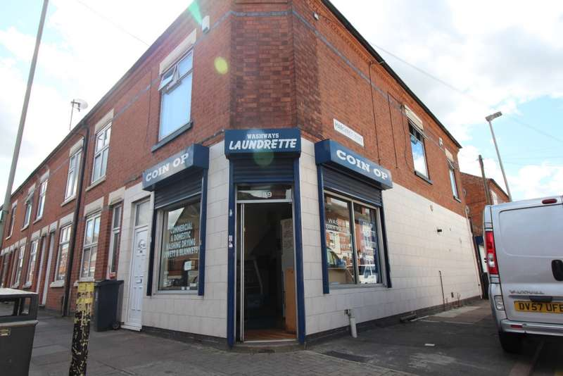 Shop Commercial for sale in St Saviours Road, Leicester, LE5