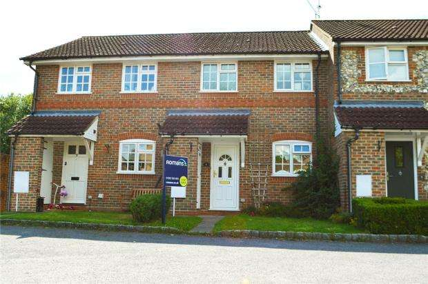 3 Bedrooms Terraced House for sale in Baywood Close, Farnborough, Hampshire