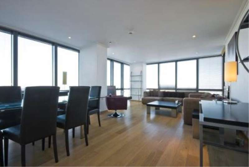2 Bedrooms Apartment Flat for rent in West India Quay, Canary Wharf, E14