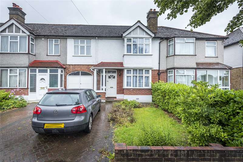 4 Bedrooms Terraced House for sale in Clarence Avenue, New Malden, KT3