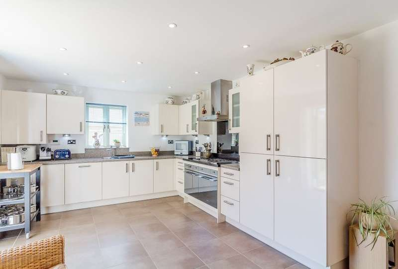 4 Bedrooms Detached House for sale in Mosedale, Moreton-in-Marsh, Gloucestershire GL56