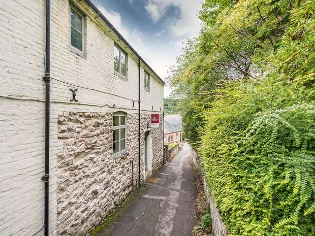 1 Bedroom Flat for sale in The Old Armoury, St Lukes Road, Ironbridge, Shropshire