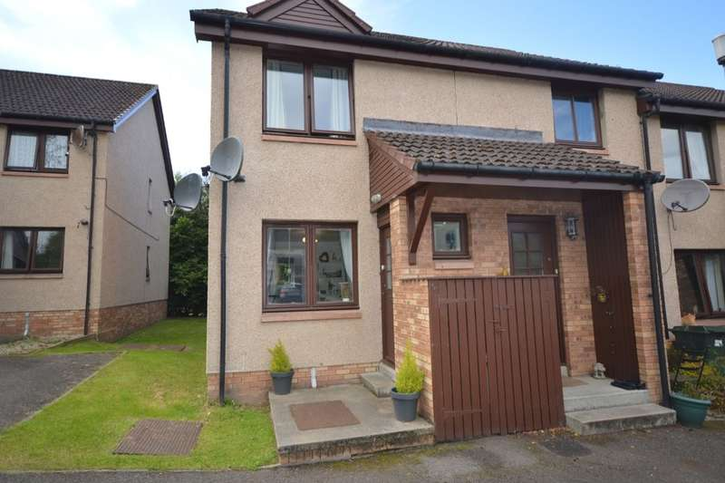 2 Bedrooms Flat for sale in Birchview Court, Inshes, Inverness, IV2
