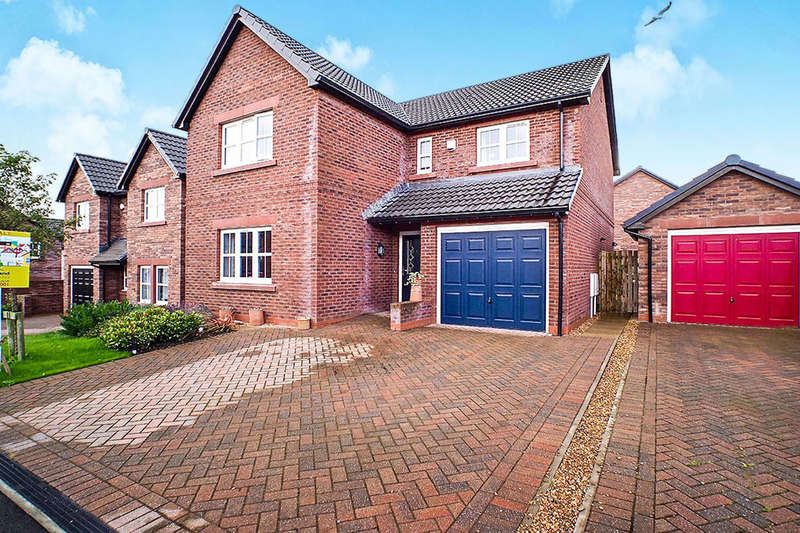 4 Bedrooms Detached House for sale in St. Mungos Close, Dearham, Maryport, CA15