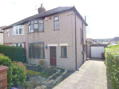 3 Bedrooms Semi Detached House for sale in Coleshill Avenue, Burnley, Lancashire