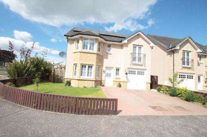 4 Bedrooms Detached House for sale in Sauchie Place, Kinglassie