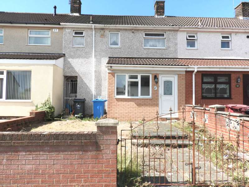 3 Bedrooms Terraced House for sale in Birkin Road, Kirkby