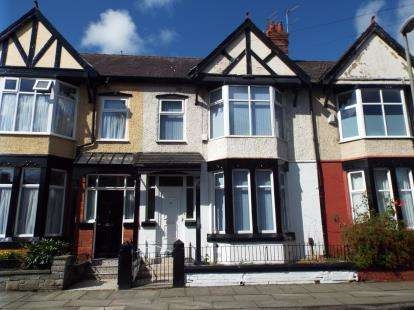 4 Bedrooms Terraced House for sale in Elm Vale, Liverpool, Merseyside, England, L6
