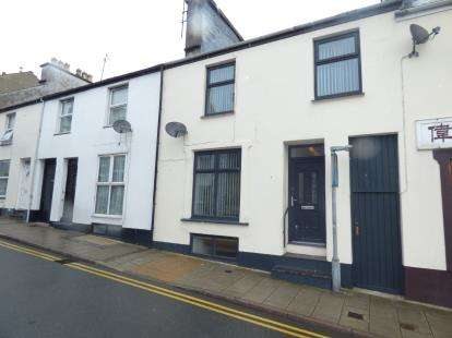 4 Bedrooms Terraced House for sale in High Street, Pwllheli, Gwynedd, LL53