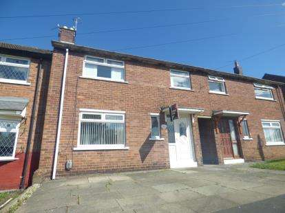 3 Bedrooms Detached House for sale in Kirkham Road, Widnes, Cheshire, WA8
