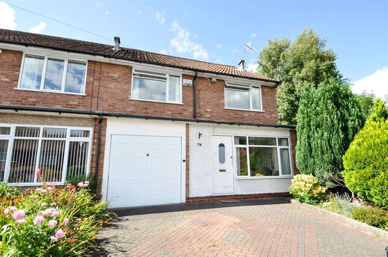 3 Bedrooms Town House for sale in St. Denis Road, Selly Oak, BOURNVILLE VILLAGE TRUST