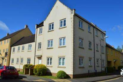 2 Bedrooms Flat for sale in Station Road, Taunton, Somerset